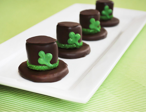 7 ST. PADDY'S DAY SWEET TREATS